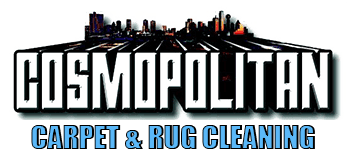 Cosmopolitan Carpet and rug cleaning logo